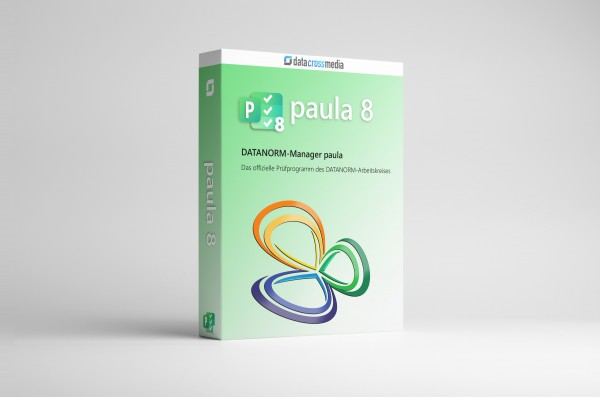 DATANORM-Manager paula 8 - Standard