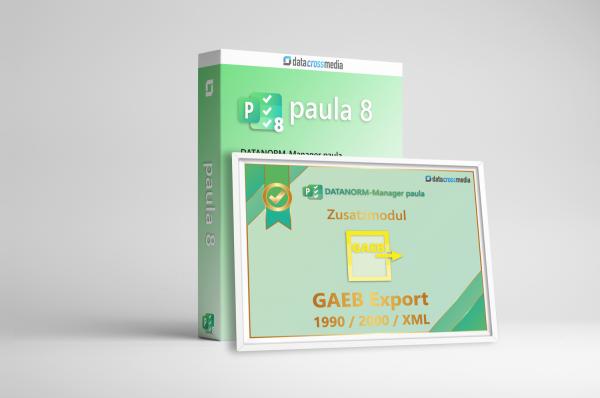 Export GAEB