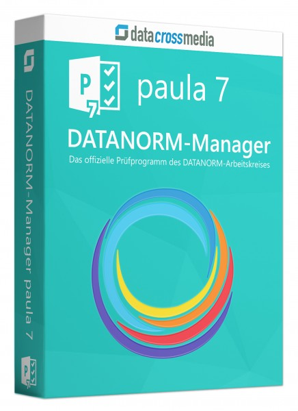 DATANORM-Manager paula 7 Business